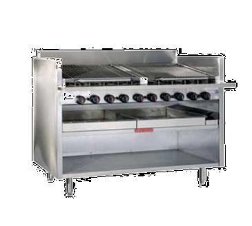 Magikitch'n FM-RMB-672CR Radiant Charbroiler