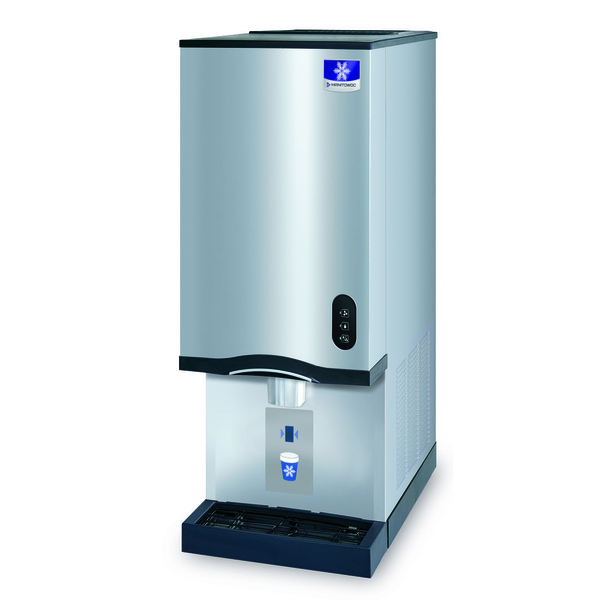 "Manitowoc Manitowoc CNF0202A    16.25"" Nugget Ice Maker Dispenser, Nugget-Style - 300-400 lb/24 Hr Ice Production, Air-Cooled, 115 Volts"