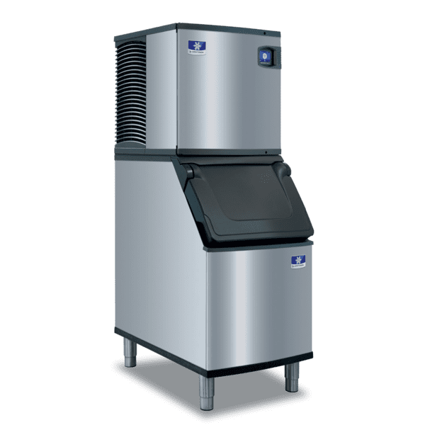 "Manitowoc IDP0320A 22"" Full-Dice Ice Maker, Cube-Style - 300-400 lb/24 Hr Ice Production, Air-Cooled, 230 Volts"