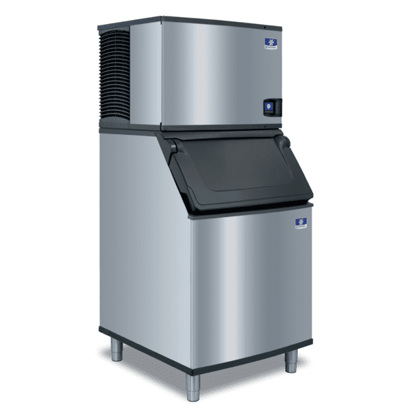 "Manitowoc IDP0500A 30"" Full-Dice Ice Maker, Cube-Style - 400-500 lbs/24 Hr Ice Production, Air-Cooled, 230 Volts"