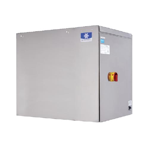 """Manitowoc IDT0750WM    30""""  Full-Dice Ice Maker, Cube-Style - 700-900 lb/24 Hr Ice Production,  Water-Cooled, 208-230 Volts"""