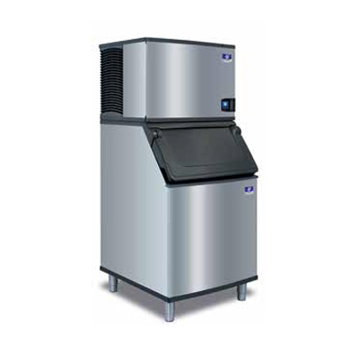 "Manitowoc IYF0500N 30"" Half-Dice Ice Maker, Cube-Style - 500-600 lb/24 Hr Ice Production, Air-Cooled, 115 Volts"