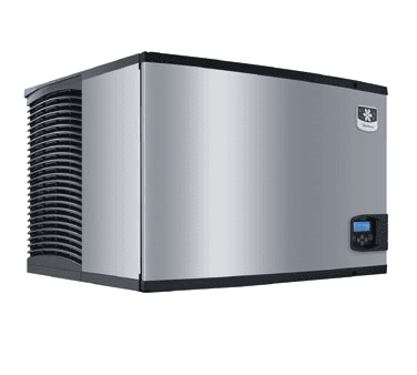 "Manitowoc IYT0450A    30""  Half-Dice Ice Maker, Cube-Style - 400-500 lbs/24 Hr Ice Production,  Air-Cooled, 115 Volts"