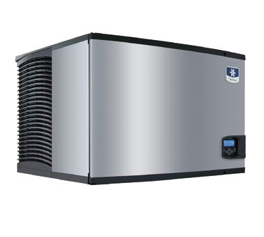 """Manitowoc IYT0450W 30"""" Half-Dice Ice Maker, Cube-Style - 400-500 lbs/24 Hr Ice Production, Water-Cooled, 115 Volts"""