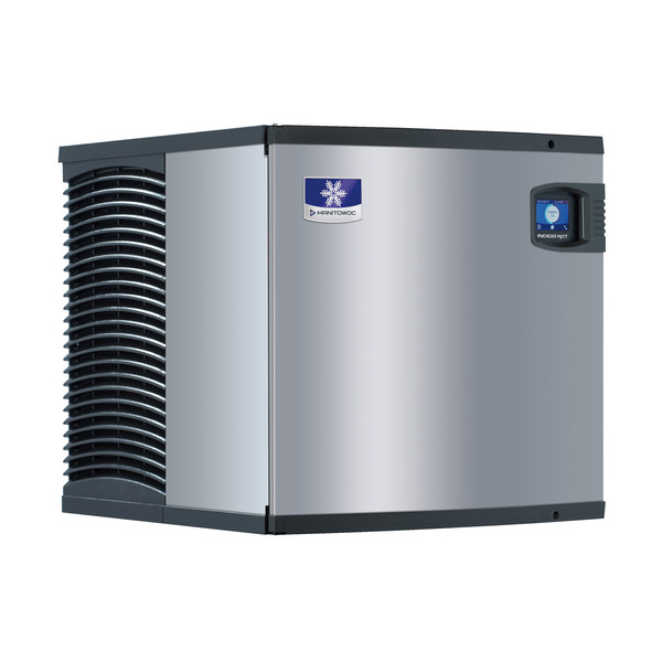 """Manitowoc IYT0620W 22"""" Half-Dice Ice Maker, Cube-Style - 500-600 lb/24 Hr Ice Production, Water-Cooled, 115 Volts"""