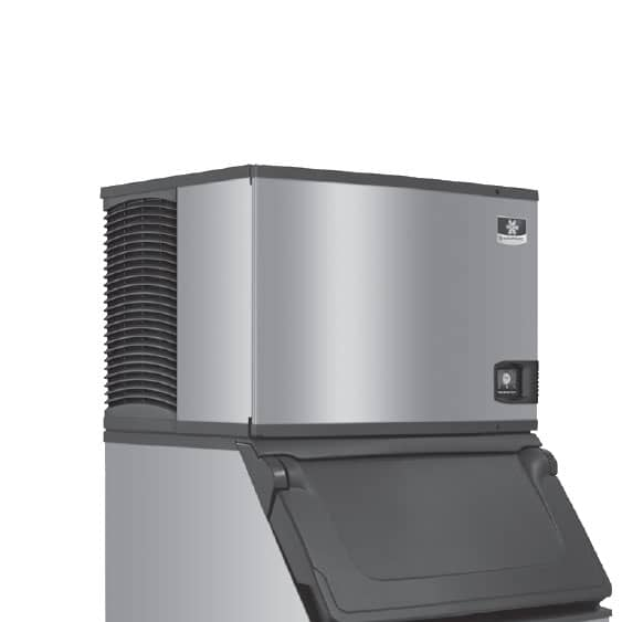 "Manitowoc IYT0750A 30"" Half-Dice Ice Maker, Cube-Style - 700-900 lb/24 Hr Ice Production, Air-Cooled, 208-230 Volts"