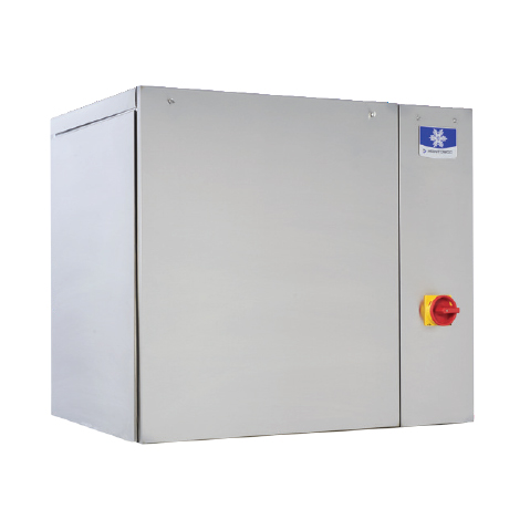 """Manitowoc IYT0900WM    30""""  Half-Dice Ice Maker, Cube-Style - 700-900 lb/24 Hr Ice Production,  Water-Cooled, 208-230 Volts"""