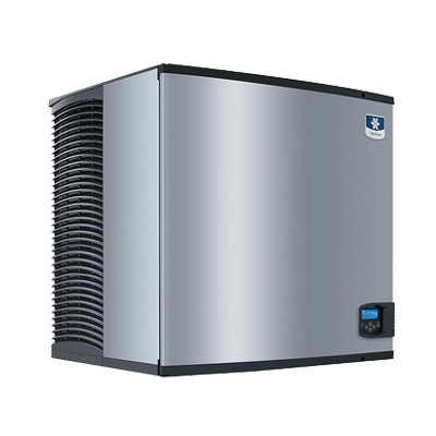 """Manitowoc IYT1200A 30"""" Half-Dice Ice Maker, Cube-Style - 1000-1500 lbs/24 Hr Ice Production, Air-Cooled, 208-230 Volts"""