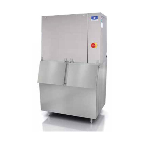 """Manitowoc IYT1900W-SPACE MAKER 48"""" Half-Dice Ice Maker, Cube-Style - 1500-2000 lbs/24 Hr Ice Production, Water-Cooled, 208-230 Volts"""