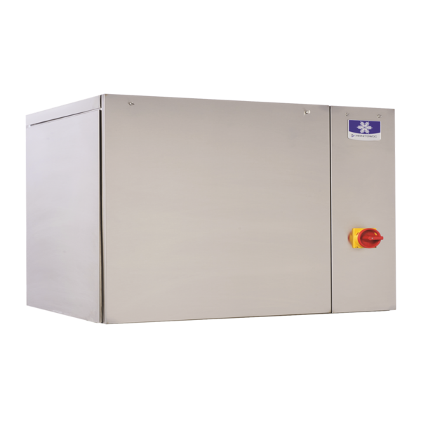 """Manitowoc IYT1900WM 48"""" Half-Dice Ice Maker, Cube-Style - 1500-2000 lbs/24 Hr Ice Production, Water-Cooled, 208-230 Volts"""