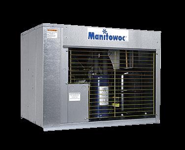 Manitowoc Ice Manitowoc RCUF-1200 Condenser Unit