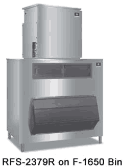 Manitowoc RFS-2379R Ice Maker