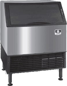 "Manitowoc UR-0310A NEO"" Undercounter Ice Maker"