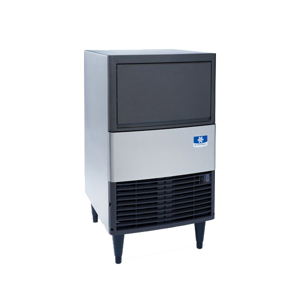 """Manitowoc UDE0065A 19.69"""" Full-Dice Ice Maker With Bin, Cube-Style - 50-100 lbs/24 Hr Ice Production, Air-Cooled, 115 Volts"""