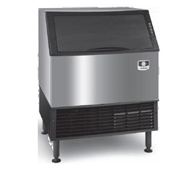 Manitowoc Ice Manitowoc UYF-0310W NEO™ Water-Cooled Half-Dice 293 lb/day 119 lb Bin Undercounter Ice Maker