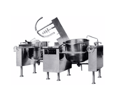 Market Forge Industries FTM(2)100L Kettle/Mixer