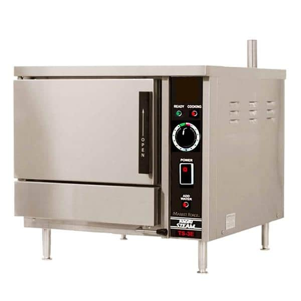 Market Forge Industries TS-5E TURBO-STEAM Convection Boilerless Steamer