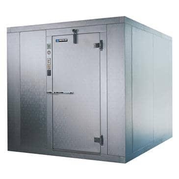 "Master-Bilt 861014FX (QUICK SHIP) Cooler/Freezer Combination Walk-In 9'-8"" x 13'-6"" x 8'-6"""