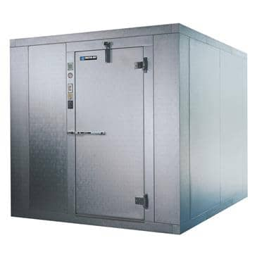 "Master-Bilt 861016GX (QUICK SHIP) Cooler/Freezer Combination Walk-In 9'-8"" x 15'-5"" x 8'-6"""