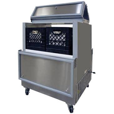 Master-Bilt Products DOMC-084SS-A Milk Cooler