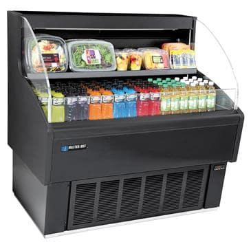 Master-Bilt HOAM36 Horizontal Open Air Refrigerated Merchandiser