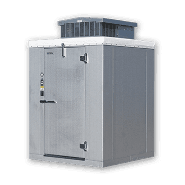 "Master-Bilt Products MB5760610COHDX (QUICK SHIP) OUTDOOR Walk-In Cooler 5'-10"" x 9'-8"" x 7'-6"""