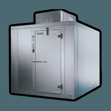 "Master-Bilt Products MB5760808CIHDX (QUICK SHIP) INDOOR Walk-In Cooler 7'-9"" x 7'-9"" x 7'-6"""