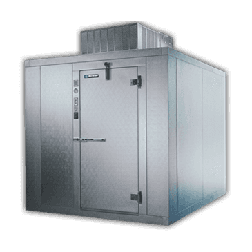"""Master-Bilt Master-Bilt Products MB5860606CIX (QUICK SHIP) INDOOR Walk-In Cooler 5'-10"""" x 5'-10"""" x 8'-6"""""""
