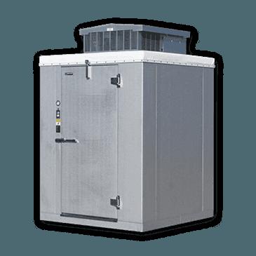 "Master-Bilt Products MB5861010COX (QUICK SHIP) OUTDOOR Walk-In Cooler 9'-8"" x 9'-8"" x 8'-6"""