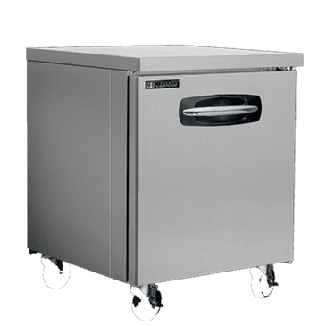 Master-Bilt Products MBUF27A-012 Fusion™ Undercounter Freezer with factory