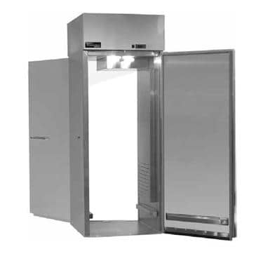 Master-Bilt MPWW724SSS/8 Endura Roll-Thru Heated Cabinet