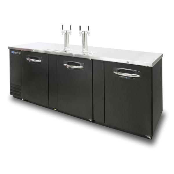 Master-Bilt Products MBDD95 Fusion™ Direct Draw Beer Cooler