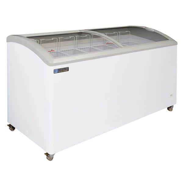 Master-Bilt Master-Bilt Products MSC-66AN COLDIN-3™ 20.5 cu. ft. Self-Contained 3/4 HP Display Freezer