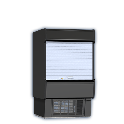 Master-Bilt Products VOAM36-60C Vertical Open Air Refrigerated Merchandiser