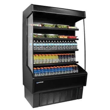 Master-Bilt VOAM48-79 Vertical Open Air Refrigerated Merchandiser