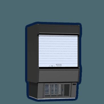 Master-Bilt Products VOAM60-60CR Vertical Open Air Refrigerated Merchandiser