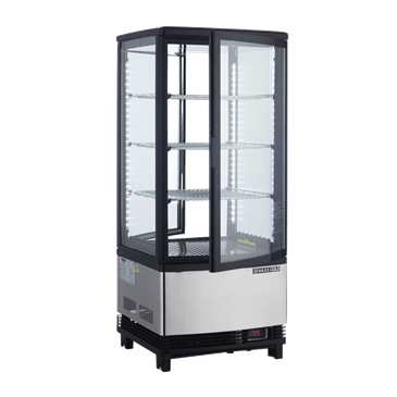 Maxx Cold Maxximum MECR-32D Maxx Cold X-Series Countertop Refrigerated