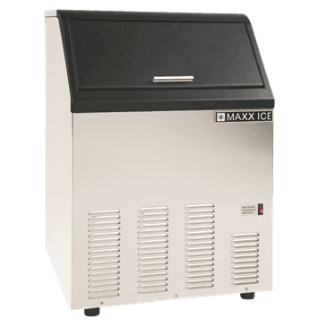 Maxx Cold MIM130: 130 lbs. Self-Contained Ice Maker