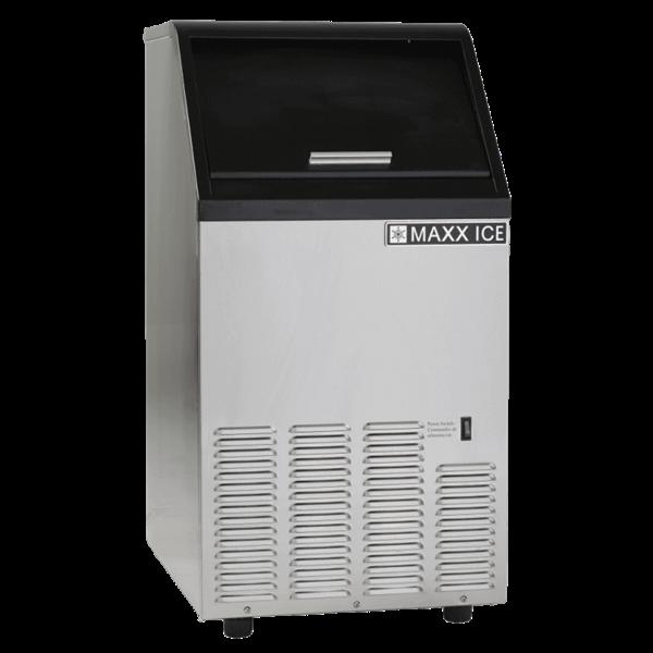Maxx Cold Maxximum MIM80 Maxx Ice Ice Maker With Bin