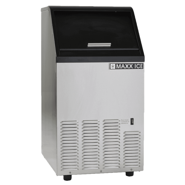 Maxx Cold Maxximum MIM85H Maxx Ice Ice Maker With Bin
