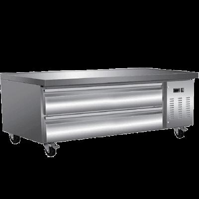 Maxx Cold Maxximum MXCB60 Maxx Cold X-Series Refrigerated Chef Base