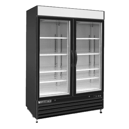 Maxx Cold Maxximum MXM2-48RB Maxx Cold X-Series Refrigerated Merchandiser
