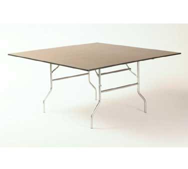 Maywood Furniture ML60SQFLD Standard Folding Table
