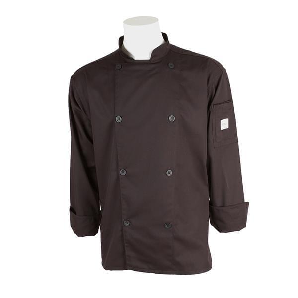 Mercer Culinary M61010BKL Genesis Unisex Chef Jacket
