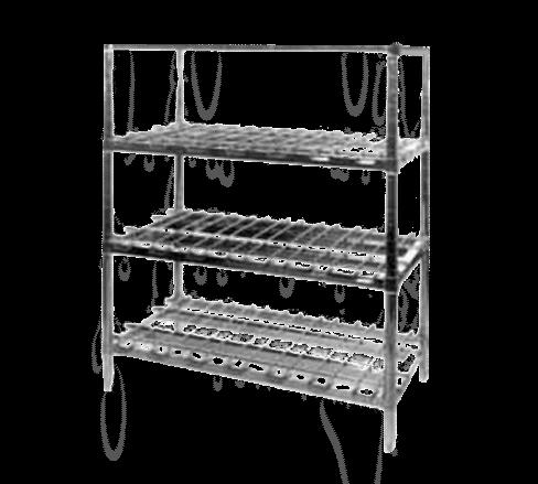 Metro Metro 1860HDRK3 HD Super™ Dunnage Shelf