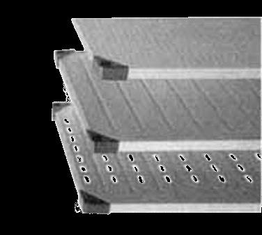 Metro 1860LS Super Erecta® Shelf