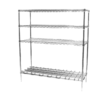 Metro 2460DRC Super Erecta® Dunnage Shelf