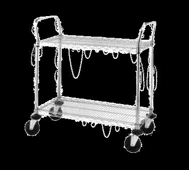 Metro 2SPN43ABR SP Heavy Duty Utility Cart
