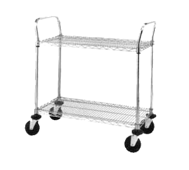 Metro 2SPN55ABR SP Heavy Duty Utility Cart