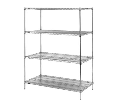 Metro 5A517C Super Adjustable Super Erecta® Starter Shelving